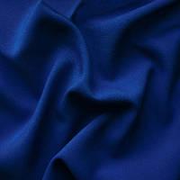 Габардин ткань 777- цвет синий (электрик)