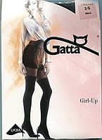 Фантазийные колготки с имитацией чулка GATTA  Girl-Up 23