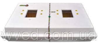 Инкубатор Рябушка 2-130 яиц с механическим переворотом аналаговый