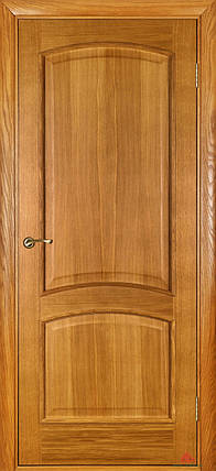 Двери Белоруссии Капри ПГ светлый дуб, фото 2