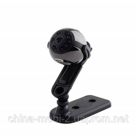 Dv dvr SQ9 - Мини экшн камера-регистратор с ИК подсветкой, фото 2