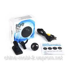 Dv dvr SQ9 - Мини экшн камера-регистратор с ИК подсветкой, фото 3