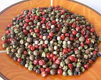 Смесь 5 перцев горошком 50 г (розов., зел., чёрн., бел., душ.)