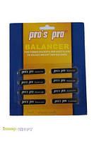 Баланс Pro s pro для веса ракетки (2 грамма)