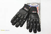 Перчатка Velo Sports мото (кож/зам)