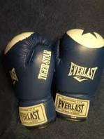 Перчатка боксерская детская Everlast Tiger Star Junior кож/зам
