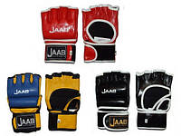 Перчатки для рукопашного боя и груши Jaab кожа