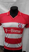 Футбольная форма Бавария детская подростковая красно-белая