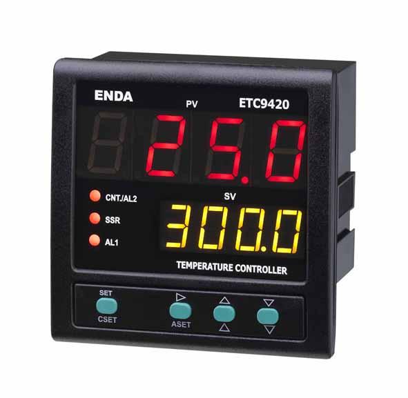 Аналогові і цифрові термостати ETC 9420
