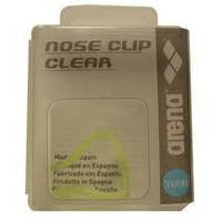 Зажим для носа Arena Nose Clip Clear