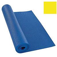 Коврик для йоги и фитнеса (йога мат) Yoga Lotos