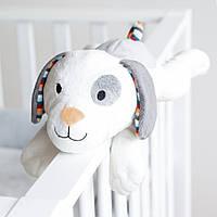 Zazu - Мягкая игрушка Собачка Декс с имитацией сердцебиения