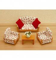 """Набор аксессуаров """"Мягкая мебель для гостиной"""" Sylvanian Families"""