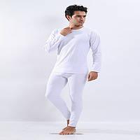 Термобелье Calvin Klein steel, белое, фото 1