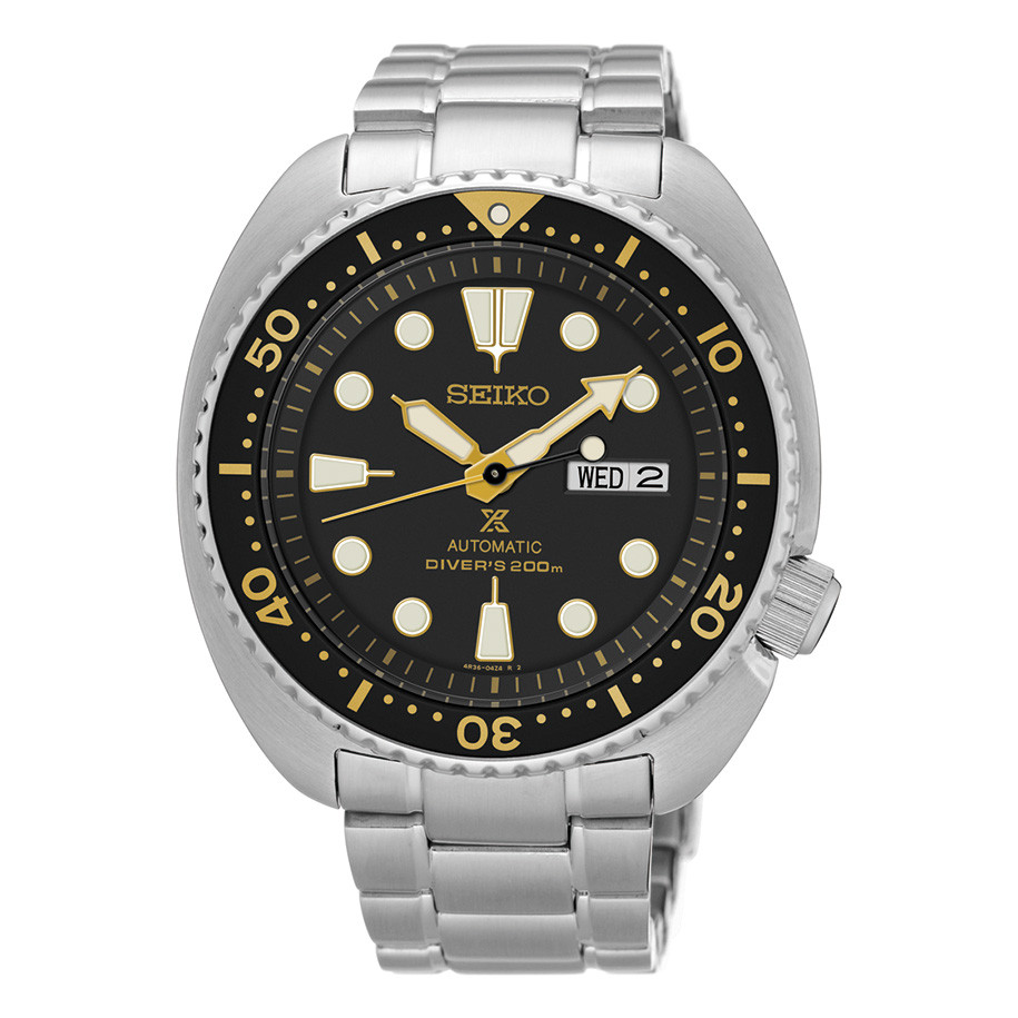 Часы Seiko Prospex SRP775K1 Turtle Automatic Diver's 4R36