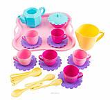 Детская посудка Ромашка (24 предмета) (39156), фото 2