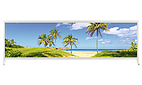 Экран под ванну «АРТ», Багамы, 160см.