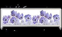 Экран под ванну «АРТ», Весенние цветы, 140см.