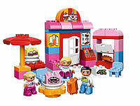 Конструктор LEGO DUPLO Cafe Building Toy Конструктор Лего Дуплов Кафе 10587