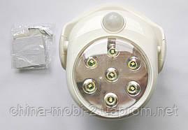 Автономная лампа Motion Activated Cordless Light с датчиком движения, фото 2