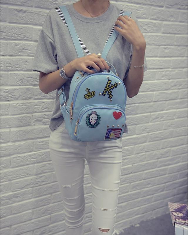 b5b767dedf42 Маленький Рюкзак Для Девушки Фото