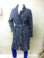 Зимнее пальто №1701 букле
