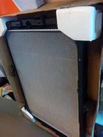 Радиатор даф DAF XF95 - 105 с рамкой