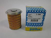 Фильтр топливный Renault Master/Trafic 1.9-2.5DCI Purflux C496