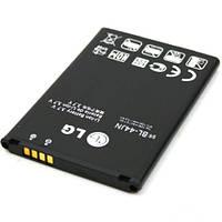 Аккумулятор для LG A290, аккумуляторная батарея (АКБ LG P970/E400 BL-44JN orig)