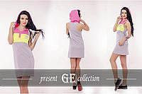 Модное спортивное платье с капюшоном Адидас борцовка, серия Мама и дочка