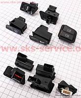 Кнопки переключатели скутера Honda LEAD  комплект 5 штук