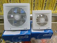 Вентилятор Vector 150 вытяжной бытовой для квартиры