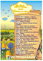 """Стенд """"Життя і творчість Т.Г.Шевченко"""""""