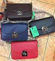 Женская сумка клатч Prada (много цветов)