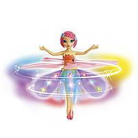 Летающая фея Flutterbye Fairy-Rainbow от Spin Maste