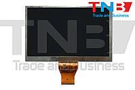 Дисплей 165x105mm 50pin 1024x600 FPC-BF1197B50IA