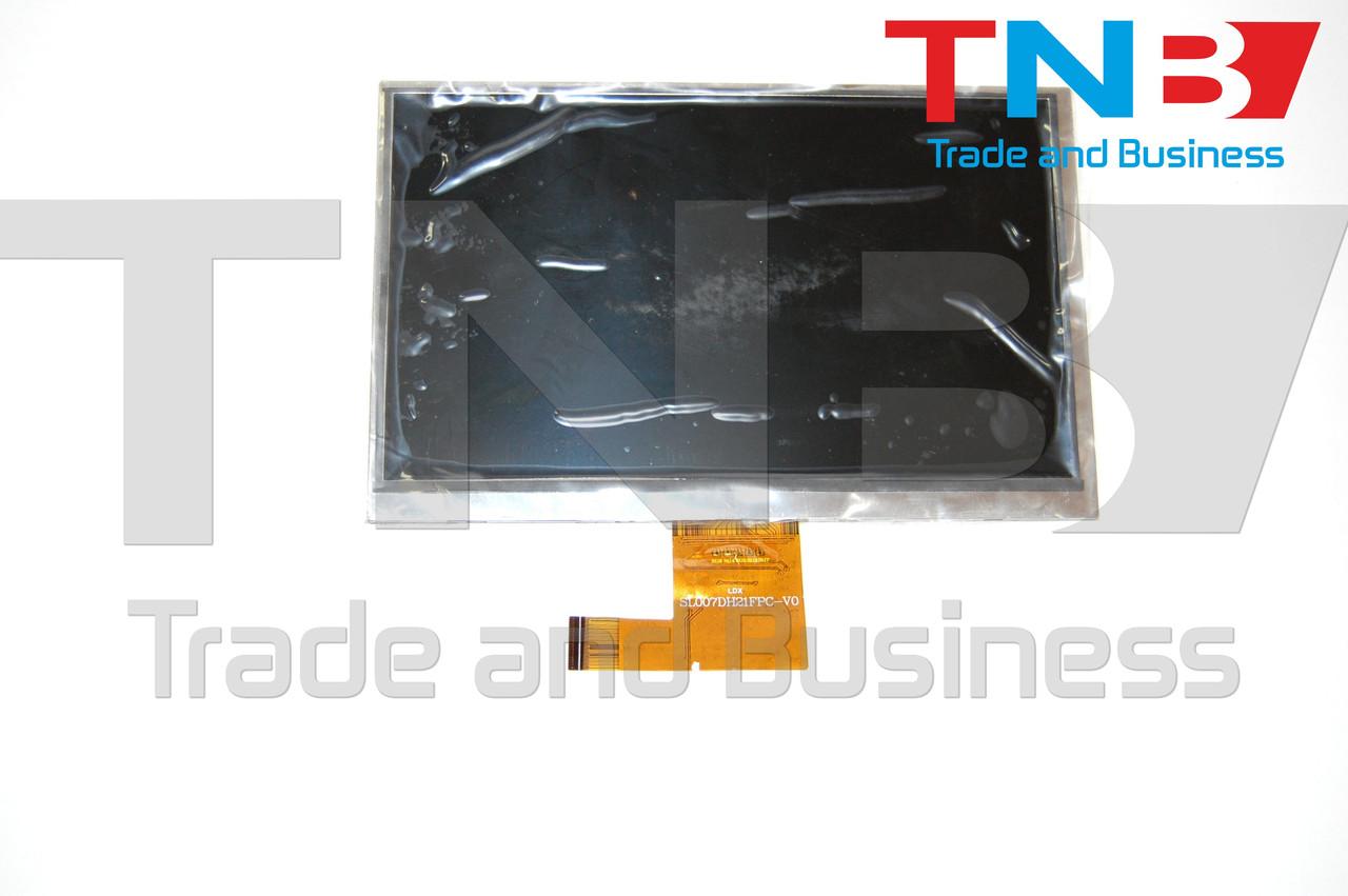 Матрица 165x105mm 41pin SL007DF21B51-B