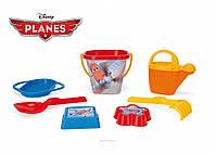 Набор для песка Самолетики Disney 7 элементов IML