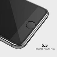 Защитные 3D стекла iphone 6plus black(рамка)