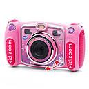 Детский фотоаппарат Vtech Kidizoom Camera DUO Pink с видео записью, фото 2
