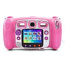 Детский фотоаппарат Vtech Kidizoom Camera DUO Pink с видео записью, фото 3