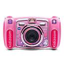 Детский фотоаппарат Vtech Kidizoom Camera DUO Pink с видео записью, фото 7