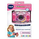 Детский фотоаппарат Vtech Kidizoom Camera DUO Pink с видео записью, фото 8