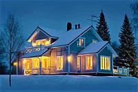 Отопление загородного дома, как выгодно отопить?