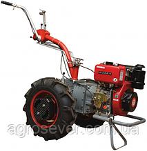 """Мотоблок """"Мотор Січ МБ-6ДЕ"""" з дизельним двигуном WIEMA WM178FE (електричний запуск)"""