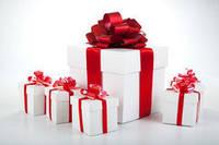 Большие подарочные коробки