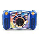 Детский фотоаппарат Vtech Kidizoom Camera DUO Blue с видео записью, фото 7