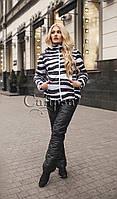 Зимний женский спортивный костюм на меху (очень теплый)