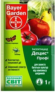 Инсектицид Децис Профи 25WG в.г.(1гр)