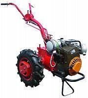 Мотоблок «Мотор Сич МБ-8Э», с бензиновым двигателем МС-10П-04  (электрический запуск)